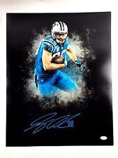Greg Olsen Autograph Carolina Panthers Signed 16x20 Photo Picture JSA WP Z1