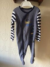 Disney Baby @ George Baby Gro 0 To 3 Months Only Worn A Couple Of Times 12lbs