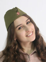 PILOTKA Military soldiers ' Garrison caps of the Russian Soviet army