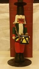 Christmas Candle Holder 11 inch