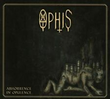 OPHIS-ABHORRENCE IN OPULENCE-CD-death-doom-indesinence-ataraxie-anhedonist