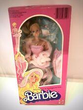 Barbie Super Hair Supersize Mattel 2844 1979 Multi Language Euro Box (Played)