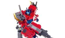 Maketoys MTCD-01 Striker Manus NOT Optimus Prime