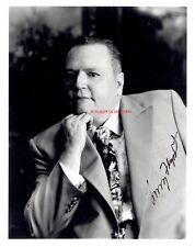 LARRY FLYNT signed 8 X 10 b&w photo