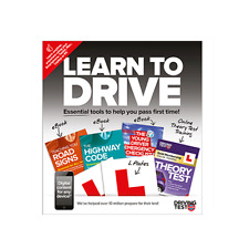 Learn To Drive - Complete Online Training Pack