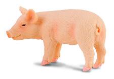 CollectA 88063 Standing Piglet - Toy Farm Animal Figurine Model Pig Replica NIP