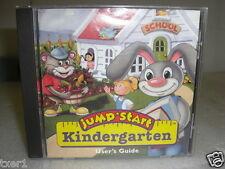 Knowledge Adventure Jump Start Kindergarten Cd-Rom Mac/Windows