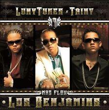 Los Benjamins by Luny Tunes (CD, Sep-2006, Machete Music)