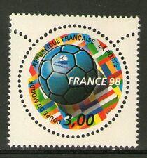 TIMBRE 3139 NEUF XX LUXE - COUPE DU MONDE DE FOOTBALL FRANCE 98