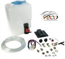 Nuevo Universal 12 voltios Kit Set Bomba De Botella limpiaparabrisas Clásico VW 160186