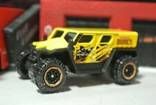 Matchbox GHE-O Rescue - Yellow - Loose - 1:64 - 4X4