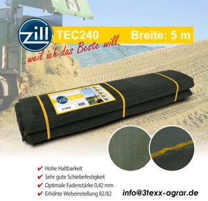 Zill Siloschutzgitter 1,50 €/m² TEC 240 Silogitter Silonetz Siloplane Silagenetz