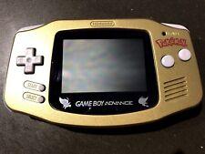 Nintendo Gameboy Advance Pokemon Centre Limited Edition Console - Like New