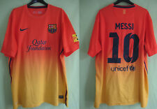 Maillot Barcelone 2012 Away Messi #10 Jersey Fc Barcelona Nike Vintage - XL