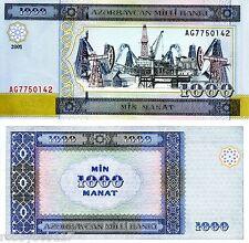 AZERBAIJAN 1000 Manat Banknote UNC p23