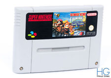 Donkey Kong Land 3: Dixie Kongs Double Trouble! - Super Nintendo SNES PAL