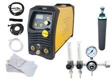 Profi soldadora thf206p dc inverter HF-ignición soldador Tig/Wig set2