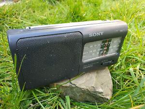 VINTAGE Sony ICF- 480L 3 Band Radio Receiver FM MW LW
