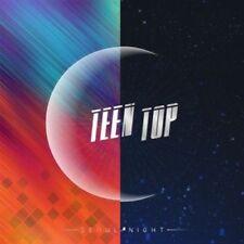 Teen Top-[Seoul Night]8th Mini Album Random Ver CD+Booklet+PhotoCard+Clip KPOP
