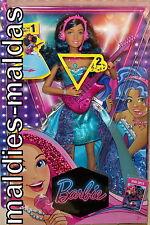 Barbie Rockstar Camp Prinzessin Erika mit Gitarre CMT17 NEU/OVP Puppe
