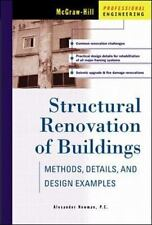 Structural Renovation of Buildings : Methods, Details, and Design Examples by Al