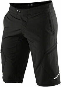 100% Ridecamp Youth Short: Black 24