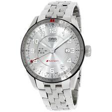 Oris Audi Sport Automatic Movement Silver Dial Men's Watch 74777014461MB