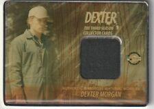 DEXTER SEASON 3 BREYGENT METALLOGLOSS METAL COSTUME CARD #D3 - SPECIAL