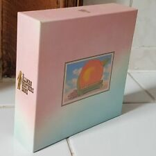 THE ALLMAN BROTHERS BAND - EAT A PEACH JAPAN PROMO MINI LP CD BOX