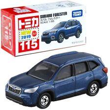 Takara Tomy Tomica 115 Subaru Forester With Tracking# Japa