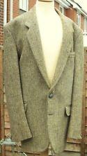 Harris Tweed Basic Vintage Coats & Jackets for Men
