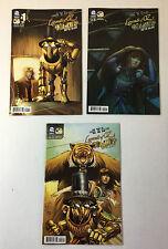 LEGENDS OF OZ: TIK-TOK & THE KALIDAH comics #1 2 3 ~ FULL SET 1-3 ~ WIZARD OF OZ