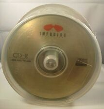 INFODISC TECHNOLOGY CD-R 650 MB 74 MINUTES 50 PACK