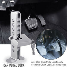 C03 Brake Pedal Lock Security Car Auto Stainless Steel Clutch Lock Anti-theft Us