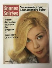 ►BONNE SOIREE 2087/1962 - ANDRE DASSARY - VINCE TAYLOR