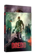 Dredd (2015, Blu-ray) Steelbook Lenticular Limited Edition / NOVA 08