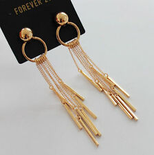 New Forever21 Tassel Drop Dangle Earrings Long Gift Fashion Women Party Jewelry