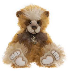 Zsa by Charlie Bears - Isabelle Collection limited edition teddy - SJ6052