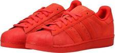 Adidas Original Men Superstar Monochromatic Shoes Red (S79475) -US10.5 UK10