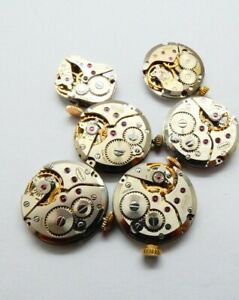 6 Doxa konvolute damen ledies working  watch werk Movement (Z2)