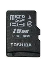 Toshiba 8gb Micro SD SDHC Memory Card for Mobile Phone Tablet Camera Dashcam