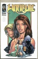 Witchblade #12-1997 nm- 9.2 Michael Turner D-Tron Image