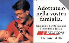 26-Scheda telefonica Adottatelo nella vostra famiglia scad. 30/06/1996 l. 5.000
