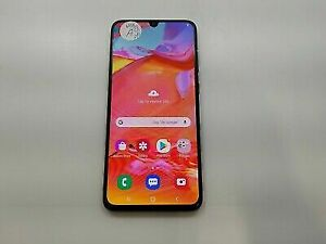 Samsung Galaxy A70 A705MN Unlocked 128GB Check IMEI Good Condition
