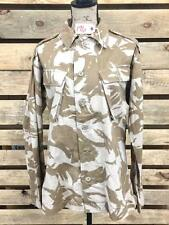British Army Desert Camo Field Shirt (Size Large) and British Army De... Lot 176
