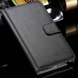Luxury High Quality Leather Case Cover Flip Samsung Phone Models Wallet