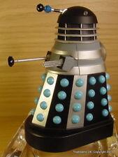 Doctor Dr Who DALEK Saucer Pilot Figure Loose NEW Silver Black!