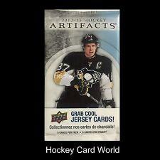(HCW) 2012-13 Upper Deck Artifacts Hockey Retail Pack - Krug, Kreider, Schwartz