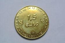 1.5 EURO DE PECHBONNIEU DU 13 AU 24- 12 - 1996
