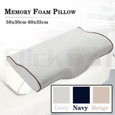 Memory Foam Pillow Orthopedic Neck Shoulder Support Cushion Pillows Health Care